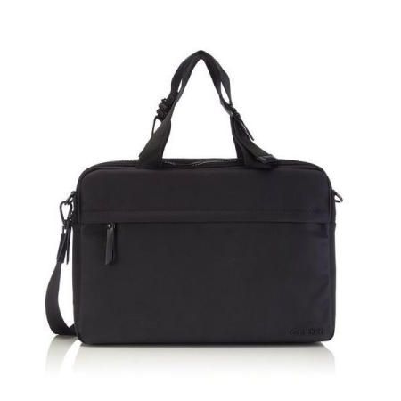 CALVIN KLEIN JEANS Slim Laptop Bag - BO J5IJ500472 Nero