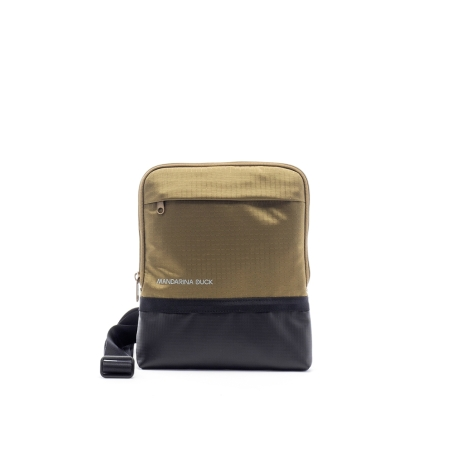 MANDARINA DUCK Small Crossover REBEL FRM04 Military Olive