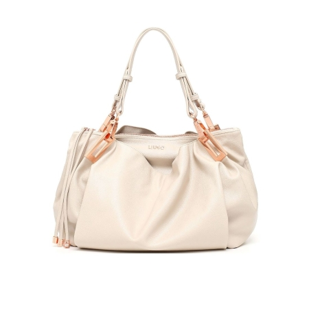 LIU JO Shopping  PAG  BIG A16027 E0012 Albatre