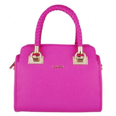 LIU JO Bauletto ANNA REGULAR A16084 E0087 Dark Pink