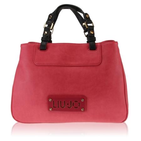 LIU JO Shopping Bag DIA A16145 E0037 Dusty Red