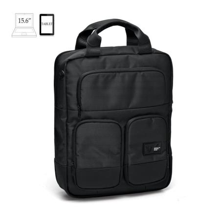 "RONCATO Borsa Zaino PC-Tablet 15.6"" PRINCETON 412284 Nero"