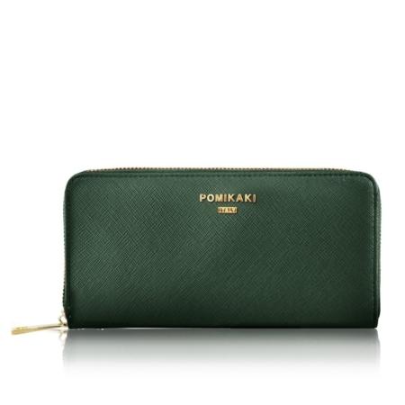POMIKAKI Portafoglio LUCY LU08-I16005 Green