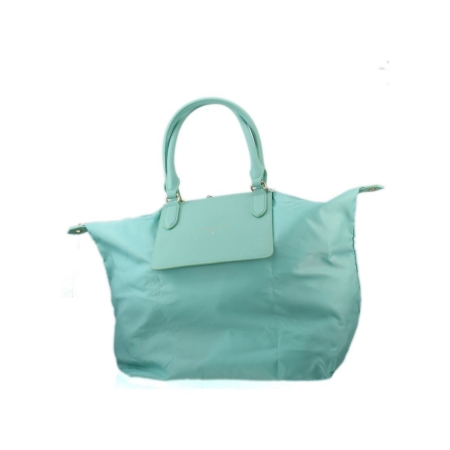 PATRIZIA PEPE Shopping Bag Trasformabile 2V6581/A1ZL Pure Water