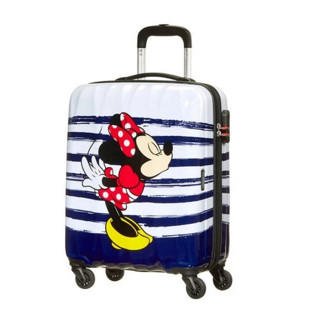 AMERICAN TOURISTER DISNEY LEGENDS Spinner (4 ruote) 65cm 64479-6974 Minnie Kiss