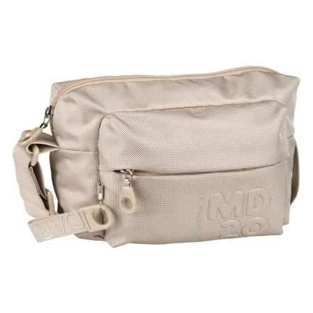 MANDARINA DUCK Tracolla Small MD20 QMTT7 Light Taupe
