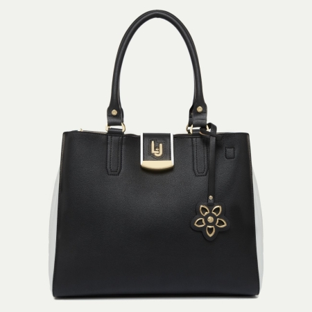 LIU JO Borsa Shopping PHOENIX N18015 Nero