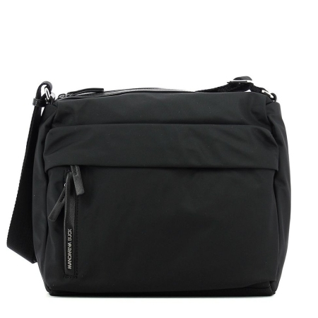 MANDARINA DUCK Tracolla HUNTER  LIT17 Black