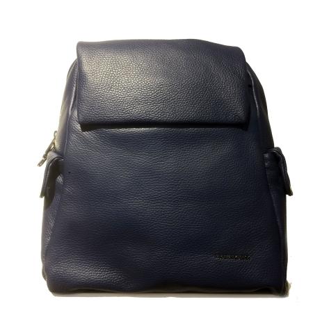 MANDARINA DUCK Zaino Mellow Leather FZT92 Eclipse
