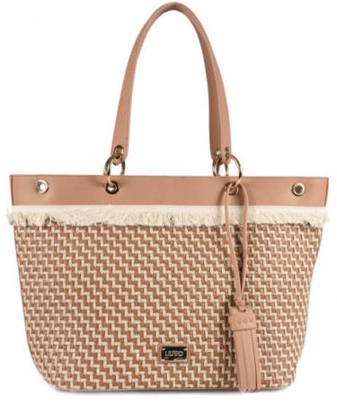 LIU JO Large Tote VIRGINIA N18225/E0002 Doe