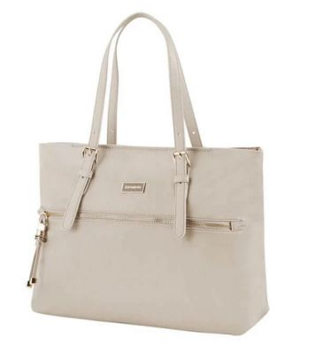 SAMSONITE Shopping Bag M KARISSA 80394-2318  Stone