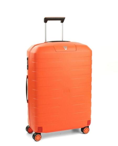 RONCATO Trolley Medio BOX2.0 4 55425252 Ruote Arancione
