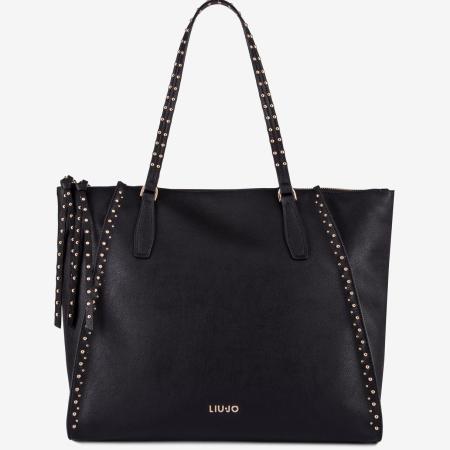 LIU JO Shopping Bag GIOIA A68046 Nero