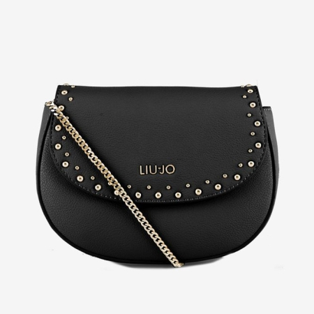 LIU JO Borsa Marsupio THE 80 LOVE A68085 Nero
