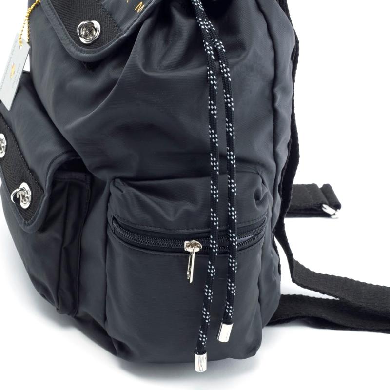acd1c7e700 MANDARINA DUCK Zaino UTILITY HVT01 Black - Bagsabout