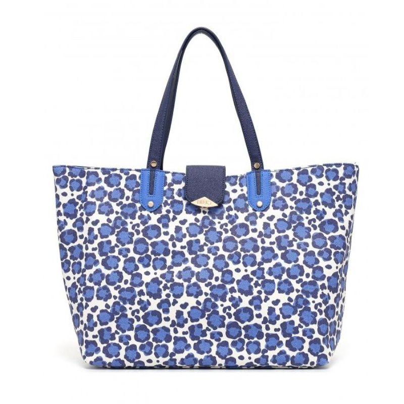 LIU JO Shopping KOS A16035 E0087 Macula Blu Palazzo