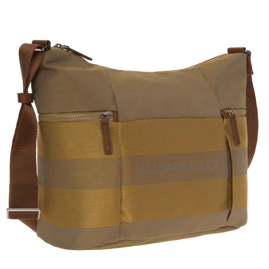 72e1108ae1 MANDARINA DUCK Borsa a Spalla SPEAK IIT01 Golden Yellow - Bagsabout