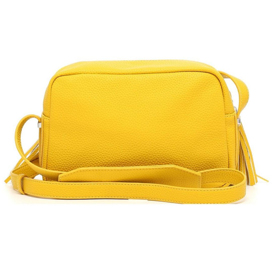 89be168d2a1d8 LIU JO Tracolla EUBEA N16061 Empire Yellow - Bagsabout
