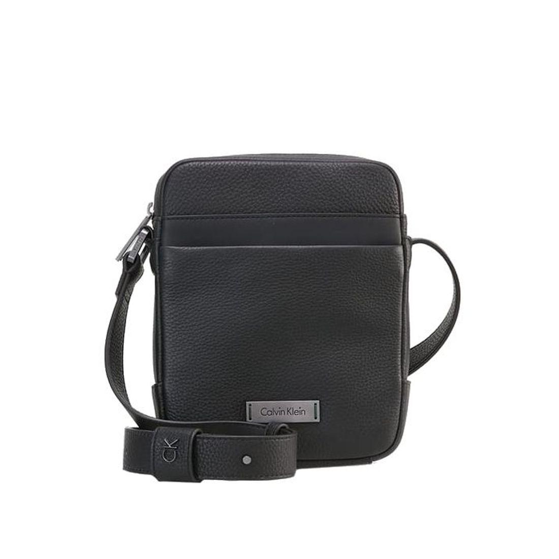 6d162d4092cf1a CALVIN KLEIN Mini Reporter Essential K50K502303 Nero - Bagsabout